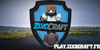 Zixocraft Serveur pvp/factions !