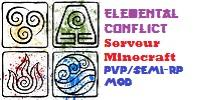 Elemental Conflict PvP/Semi-Rp Modé | Crack : ON