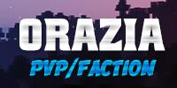 OraZia Serveur PvP/Faction 1.8.X